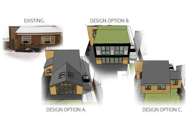 Bungalow Extension Derby