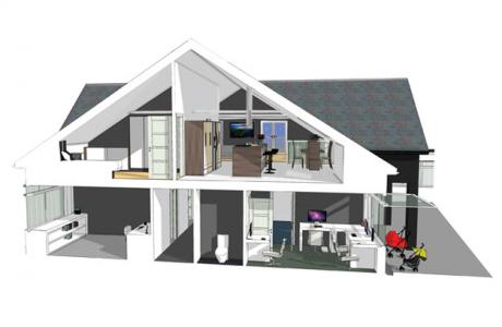 House extension project planner